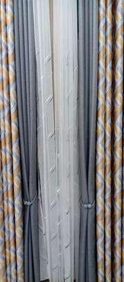 Elegant home curtains image 6