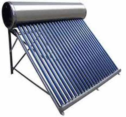 300 litres Solar water heater image 1