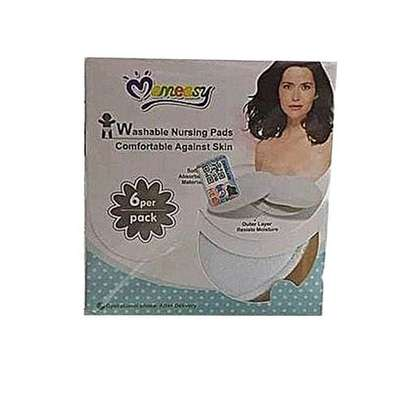 MomEasy Washable Nursing Pads ( content 6 - Pack ) image 1