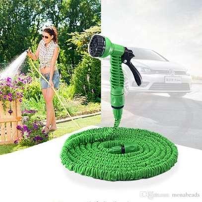 Flexible Expanding Water Garden Hose Pipe 200ft/60m image 1