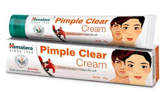 pimple clear cream