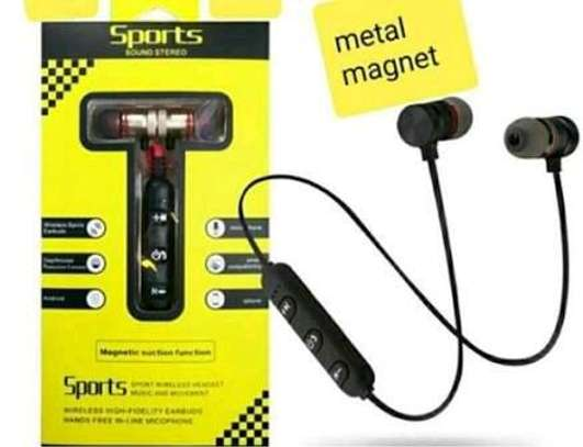 Stereo magnetic earphones image 2