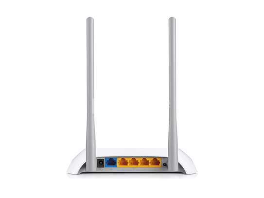 TP-LINK Wireless N Router 300Mbps TL-WR840N image 3