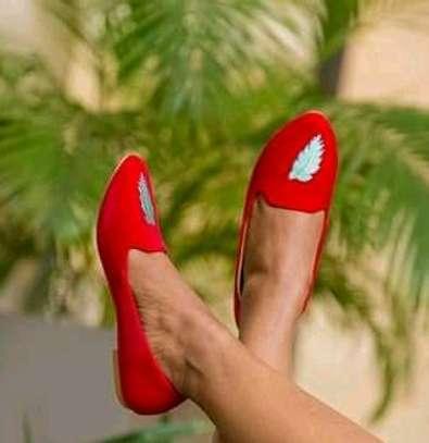 brogue shoes/flat image 4