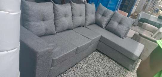 Sofa set made by hand wood and good quality material made image 2