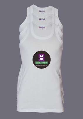 3 In One Cotton Vests For Men