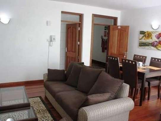 Furnished 2 bedroom apartment for rent in Westlands Area image 6