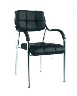 Low back meeting chair image 1