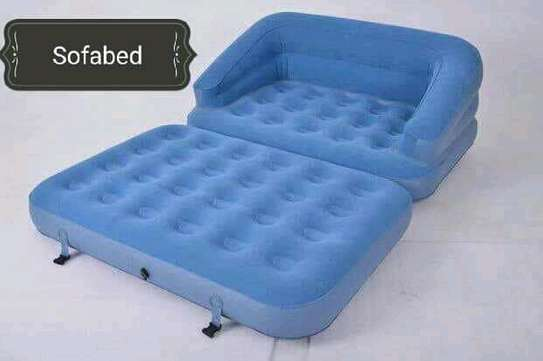 2Seater Inflatable Sofa Beds