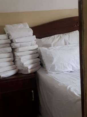 Pure White Bedsheets 5x6 image 3