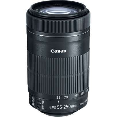Brand New Canon EF-S 55-250mm f/4-5.6 IS STM Lens at Shop image 1