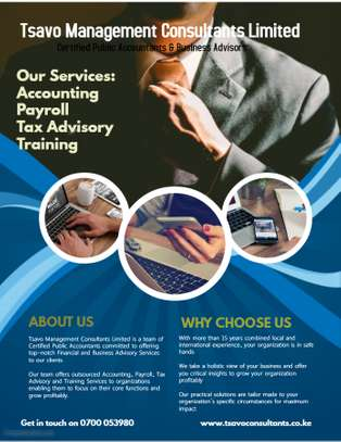 Accounting, Tax & Payroll Services