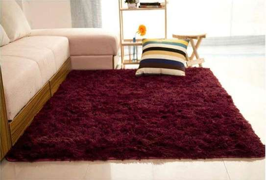 5x8 fluffy Carpets image 6