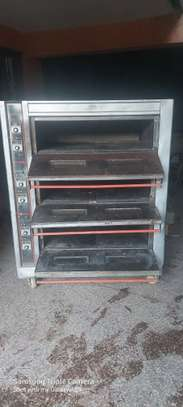 Tripple Deck oven image 5