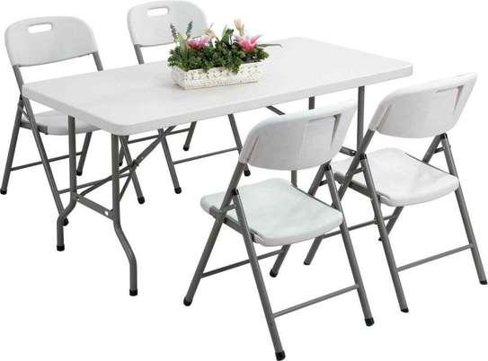 HEAVY DUTY FOLDABLE TABLES image 3