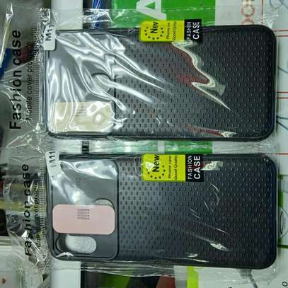 Samsung M11 Back Covers with Camera Protector image 1