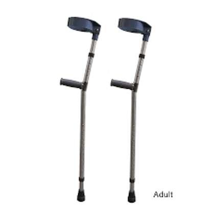 Elbow crutches image 1