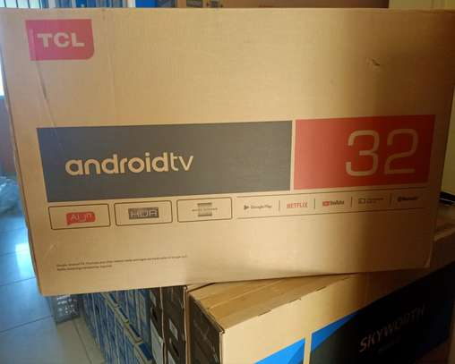 "tcl 32 ""android smart digital tv on offer"