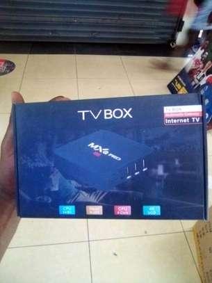 MXQ Pro 4K 1GB RAM 8GB ROM WiFi Android Streaming TV Box