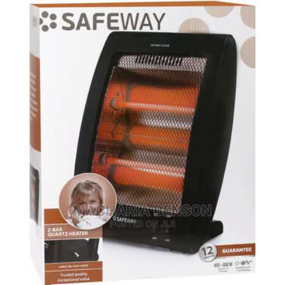 Safeway 2 Bar Quartz Heater image 2
