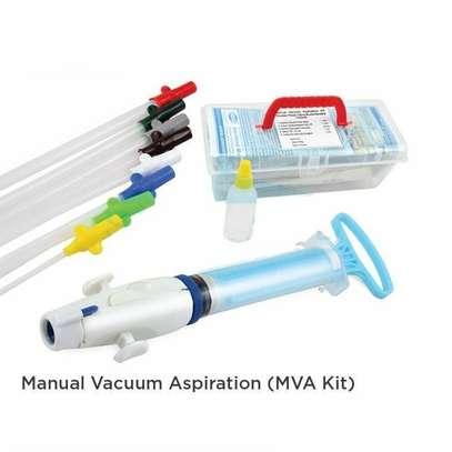 MVA kit double plunger