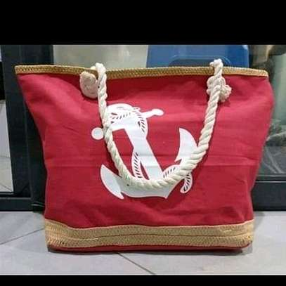 Fashion rope handbags in wholesale image 1