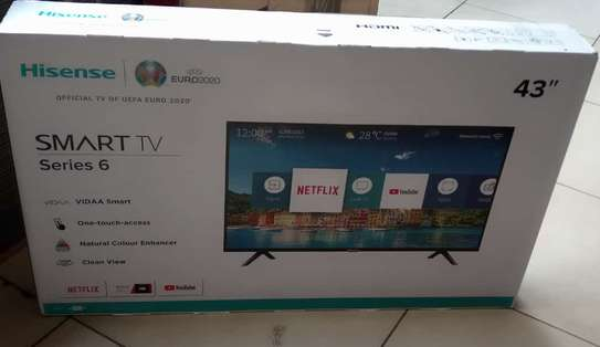 Hisense 43 Inch Full HD Smart LED TV 43B6000PW image 3