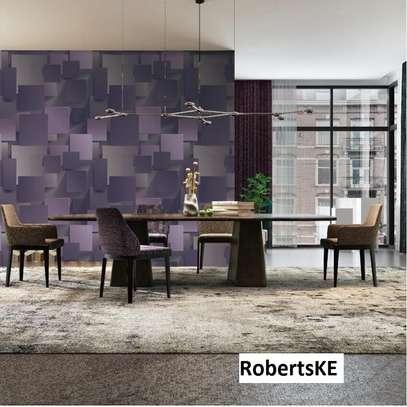 3D purple wallpaper image 1