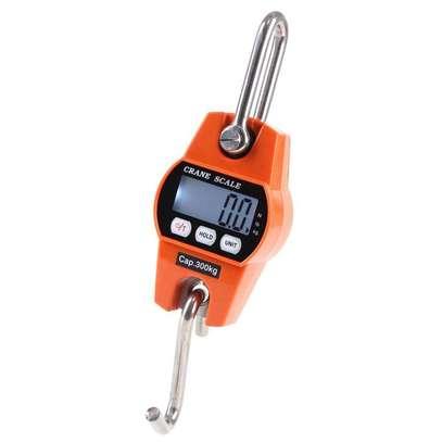 300Kg/660Lbs Industrial Hook Hanging Weight Digital Lcd Display image 1