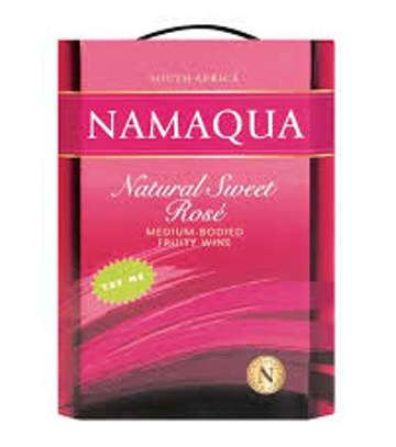Namaqua Sweet Rose Cask Wine image 1