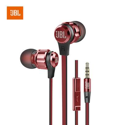 JBL T180A Universal 3.5mm In-ear Stereo Superbass Wired Earphones image 4