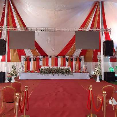 Tents for hire in Nairobi and beyond image 1