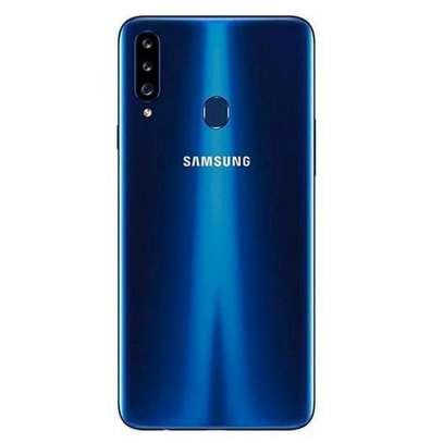 Samsung Galaxy A20s - 6.5 - 32GB + 3GB (Dual SIM), 4G LTE, Tripple camera - Blue image 3