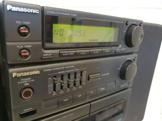 Panasonic CD Stereo System image 2