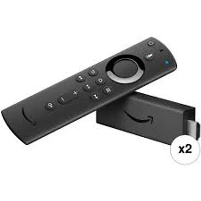 Amazon Fire TV Stick 4K streaming device with Alexa built in, Dolby Vision, Alexa Voice Remote image 1