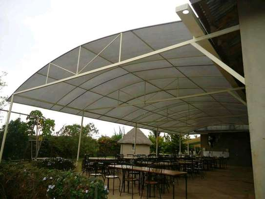 Restaurant Canopies