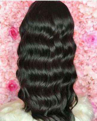 Human hair wigs on sale