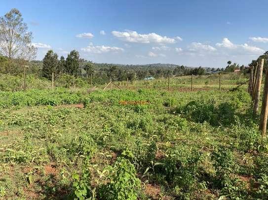0.05 ha land for sale in Kikuyu Town image 10
