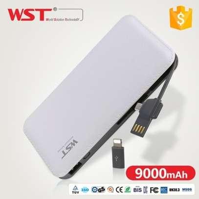 WST-DP622A 9000mah Portable Power Bank image 6