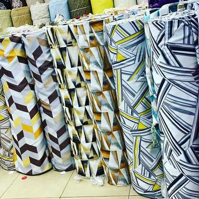 Latest design window curtains and sheers image 5