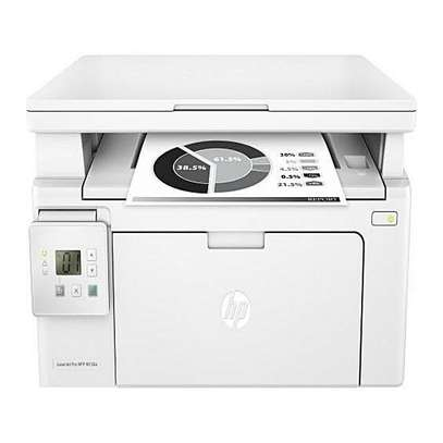 HP MFP M130a LaserJet Pro Printer - White
