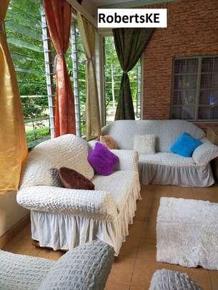 sofa covers white image 1