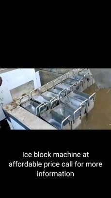 Ice blocks machine on sale image 1