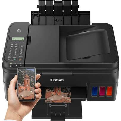 Canon G4400 ALL-IN-ONE Print,Copy,Scan