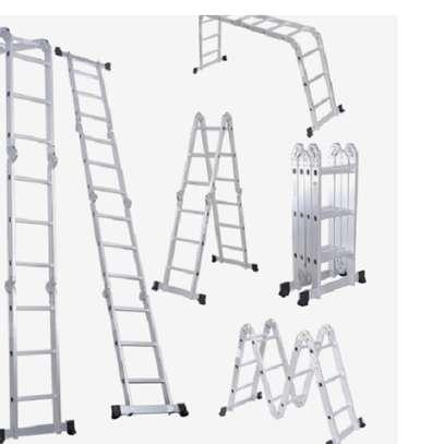 ladder made of alluminium