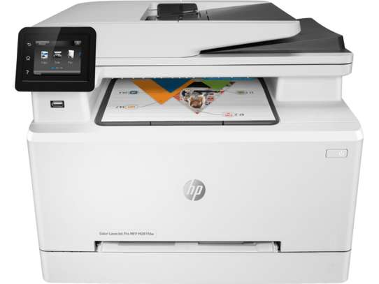 HP Color LaserJet Pro MFP M281fdn All-in-One Printer image 1