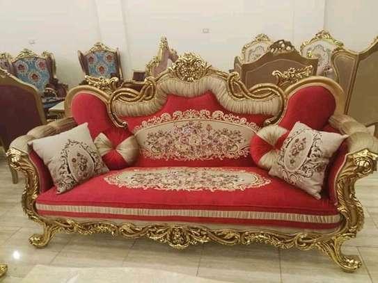 7 seater Antique Sofas image 5