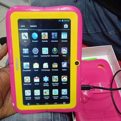 Kids Tablets in shop-Atouch K88 with 8gb storage and 1gb ram+Free gifts image 2