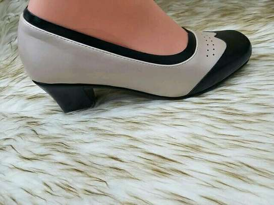 Quality low heel wedges image 3