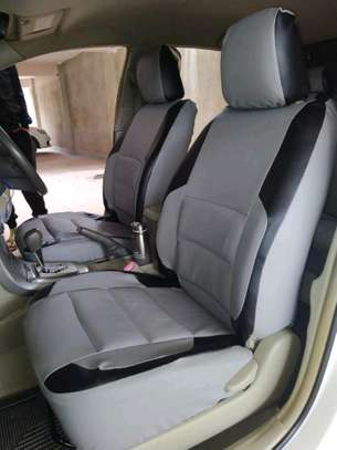 AXIO DURABLE CAR SEAT COVERS image 1